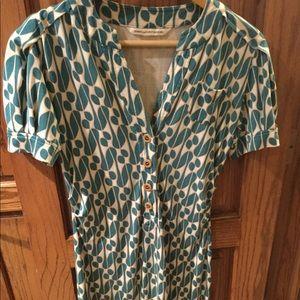 Diane Von Furstenberg Resort Dress